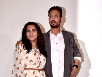 Irrfan Khan and Parvathy host a special screening of 'Qarib Qarib Singlle'