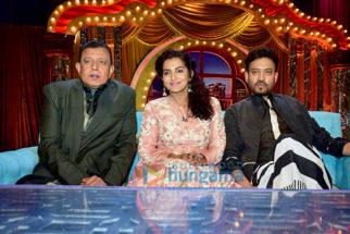 Irrfan Khan and Parvathy promote 'Qarib Qarib Singlle' on 'The Drama Company'