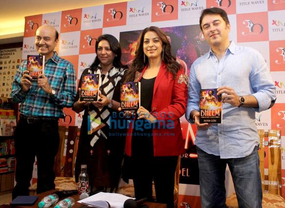 Juhi Chawla celebrates Jyotin Goel's new book, 'Bheem - Destiny's Warrior'