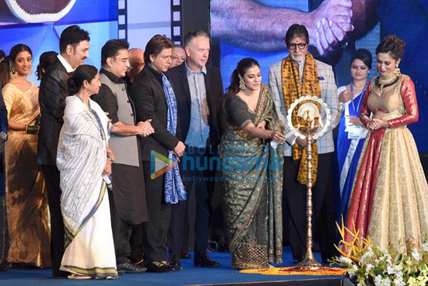 K3G Reunion: Amitabh Bachchan, Shah Rukh Khan, Kajol ...