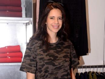 Kalki Koechlin launches Cottonworld's 'Happy T's' initiative