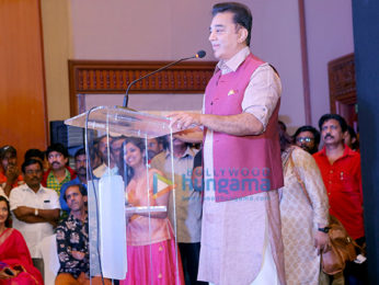 Kamal Haasan's birthday press meet in Chennai
