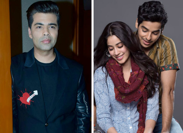 Karan Johar massively trolled for promoting nepotism by introducing Jahnvi Kapoor and Ishaan Khatter in Dhadak
