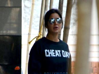 Katrina Kaif snapped in Mumbai