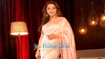 Madhuri Dixit spotted at 'Lux Golden Rose Awards'
