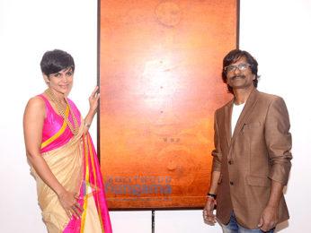 Mandira Bedi inaugurates Ramesh Thorat's painting exhibition