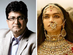 Prasoon Joshi slams Padmavati makers for showing the film to media before getting censor certificate