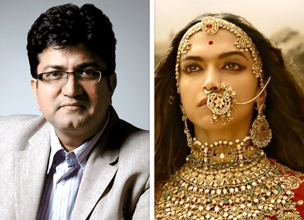 Prasoon Joshi slams Padmavati makers for showing the film to media before getting censor certificate