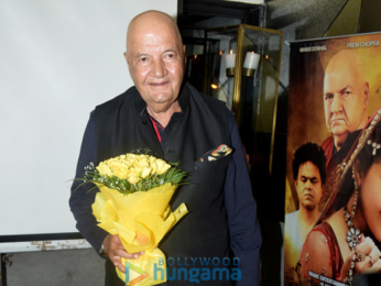 Prem Chopra unveils the music of 'Shaadi Abhi Baaki Hai'