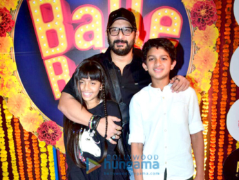 Rajkumar Hirani, Kabir Bedi and others grace the screening of Balle Balle
