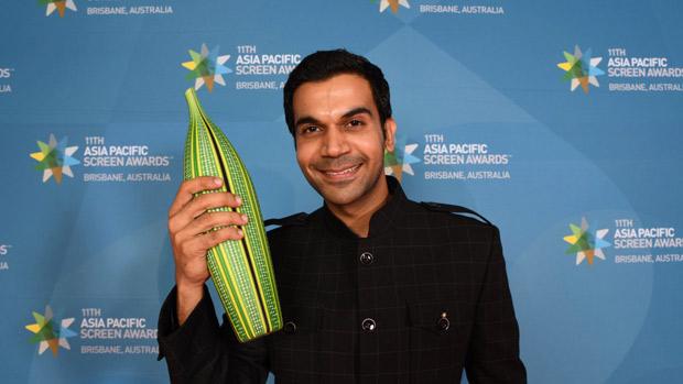 Rajkumar wins Best Actor award for Newton (2)