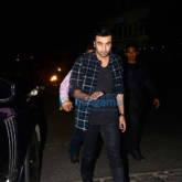 Ranbir Kapoor snapped at BKC