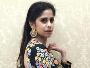 Sai Tamhankar snapped during a photoshoot