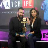 Shilpa Shetty, Shamita Shetty, Sonal Chauhan attend 'Indian Poker League' tournament