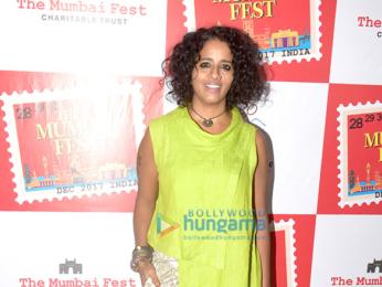 Shilpa Shetty attended the Mumbai Festival