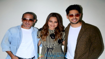 Post-release, Sidharth Malhotra, Sonakshi Sinha and Akshaye Khanna promote 'Ittefaq' in Mumbai
