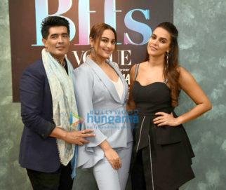 Sonakshi Sinha at Vogue bffs