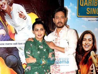 Special screening of 'Qarib Qarib Singlle'