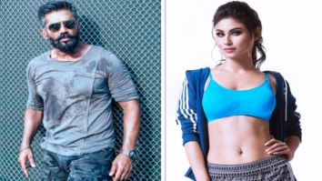 Suniel Shetty's DTH channel FTheCouch will have Mouni Roy as the brand ambassador news