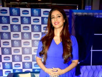 Tabu graces the launch of Vaseline's skincare products