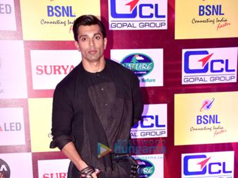 The cast of Golmaal Again grace the ABP bash for Saas Bahu Aur Saazish