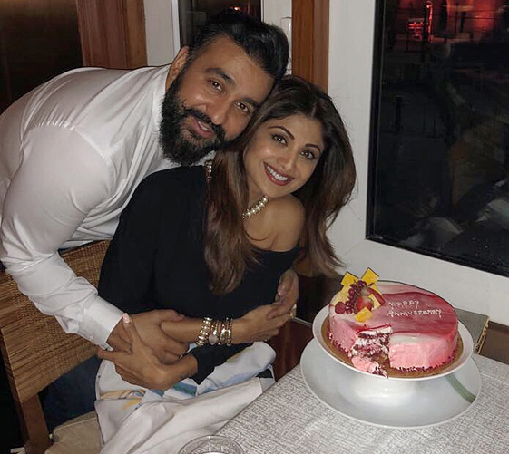 This Is How Shilpa Shetty And Raj Kundra Celebrated Their Wedding Anniversary 01