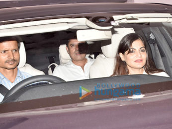 Tusshar Kapoor's birthday hosted by Nandita Mahtani