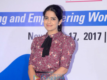 Vishakha Singh attends FICCI Global Entrepreneurship Summit (GES)