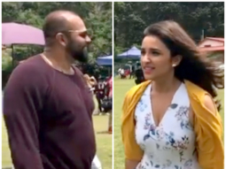 WATCH Parineeti Chopra calls Golmaal Again director Rohit Shetty 'cheater' after he tricks her1