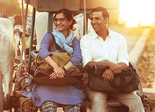 WHOA! Sonam Kapoor, Akshay Kumar starrer Padman to have its last schedule in US 005