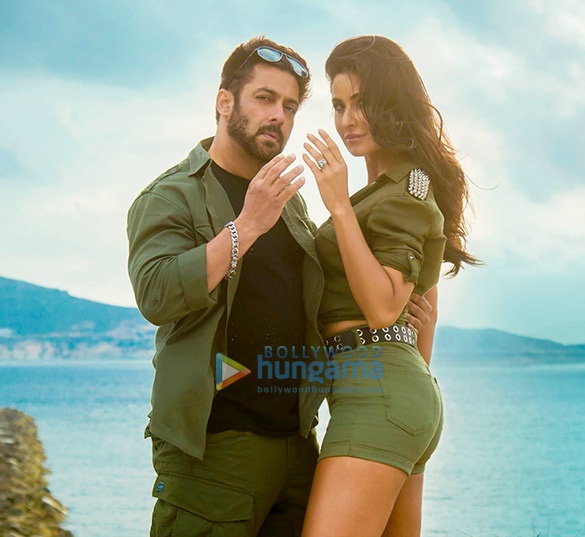 WOW! Salman Khan and Katrina Kaif to swing to a swag number in Tiger Zinda Hai