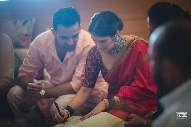 Zaheer Khan and Sagarika Ghatge organize a dinner bash post their marriage registration (10)