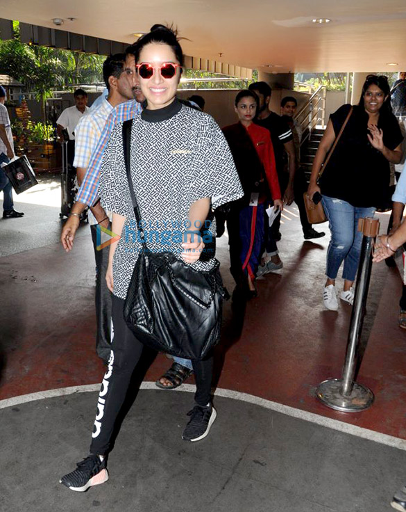 Zareen Khan, Kangana Ranaut and others snapped at the airport