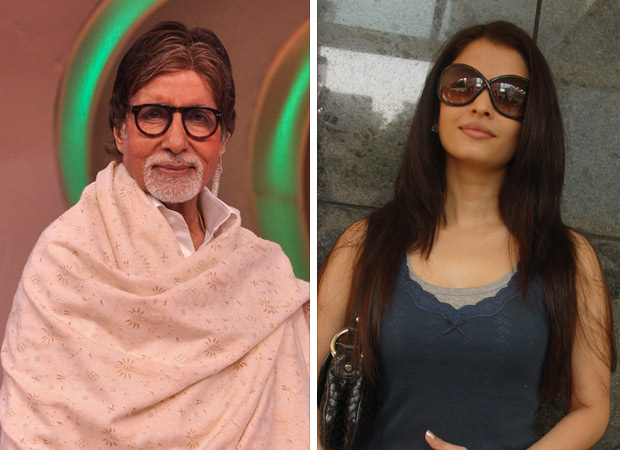 """Stop behaving like Aaradhya"" – Amitabh Bachchan tries to calm a childlike Aishwarya Rai Bachchan"