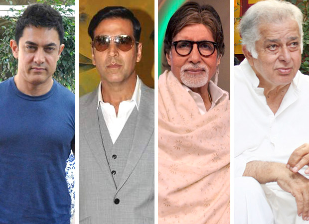 Aamir Khan, Akshay Kumar, Amitabh Bachchan and others mourn the passing of late actor Shashi Kapoor