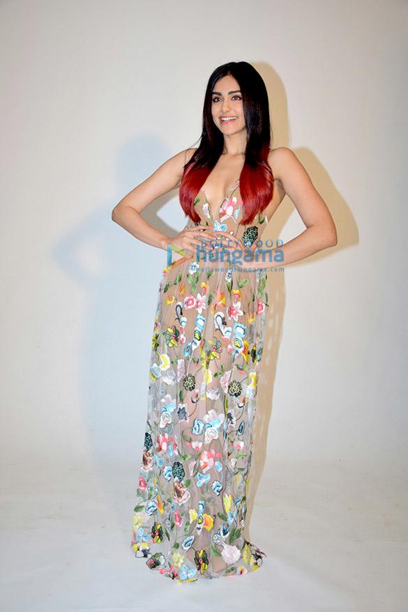 Adah Sharma's glamorous photoshoot