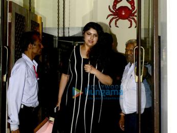 Anshula Kapoor's birthday bash at Bastian