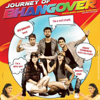 First Look Of The Movie Bhangover