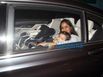 Birthday bash of Rani Mukerji's daughter Adira