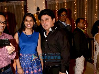 Bollywood celebs attend veteran Bollywood journalist Chaitanya Padukone's daughter Apeksha's weddig with Karan Mahajan