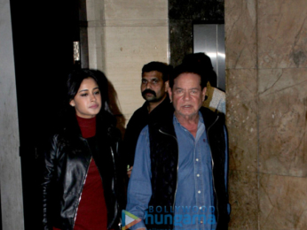 Celebs grace Tiger Zinda Hai screening at Lightbox