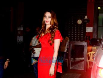 Celebs grace Arpita Khan's Christmas bash