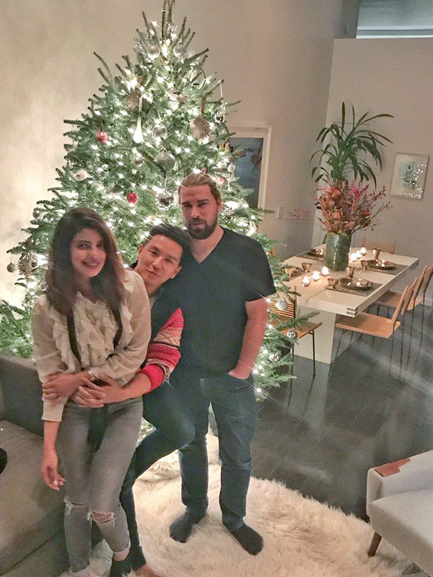 Check out Priyanka Chopra begins Christmas celebration early with designer Prabal Gurung (3)