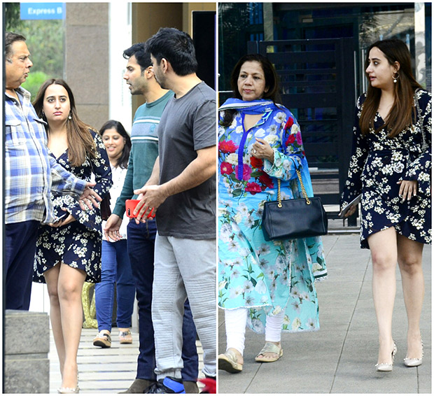 Check out Varun Dhawan dines with rumored girlfriend Natasha Dalal and friends2