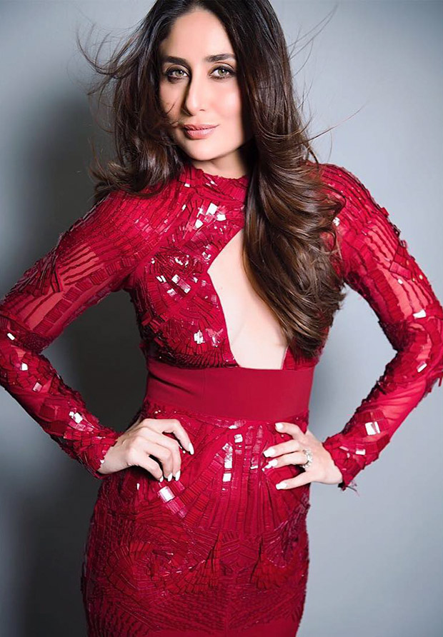 Daily Style Pill Kareena Kapoor Khan is totally giving us those Poo vibes in this ravishing red hot number! View Pics3