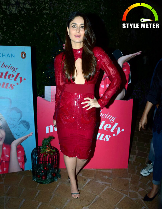 Daily Style Pill Kareena Kapoor Khan is totally giving us those Poo vibes in this ravishing red hot number! View Pics6