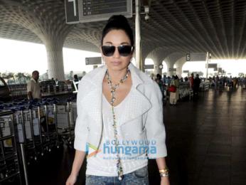 Diana Penty, Malaika Arora, Nandita Mahtani and others snapped at the airport