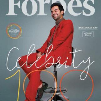 Rajkummar Rao On The Cover Of Forbes January 2018