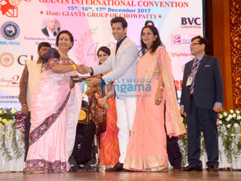 Hrithik Roshan at 'Giants International Convention 2017'