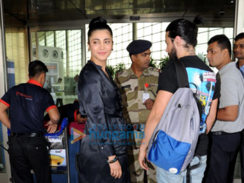 Ileana D'Cruz, Shruti Haasan and others snapped at the airport